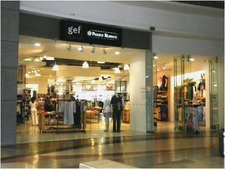 Tienda gef punto blanco centro comercial unicentro cali for Centro comercial el mueble catalogo