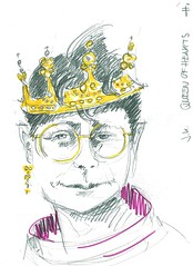 J.K. Queen of hearts by Hans***M