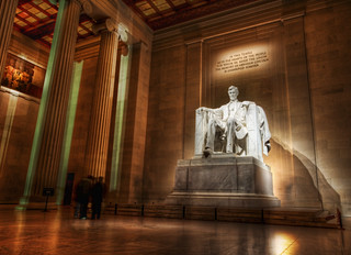 The Lincoln Memorial | by Stuck in Customs