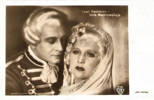 Vera Malinowskaja, Ivan Petrovich