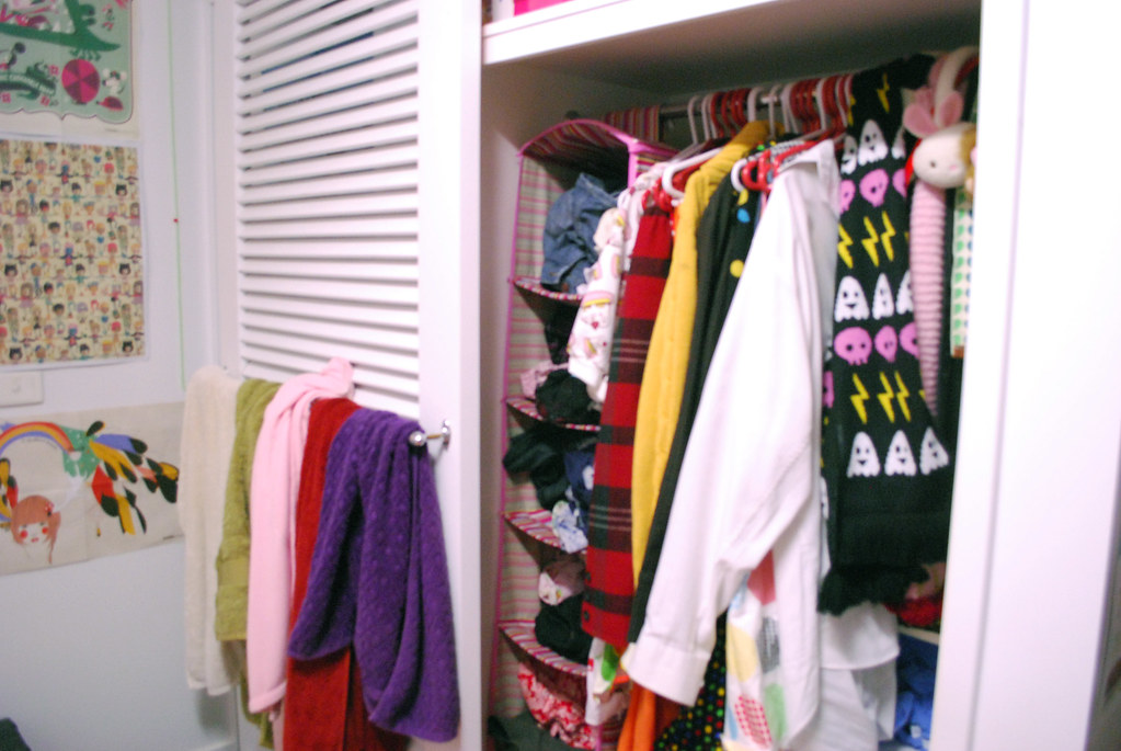 ... Cluttered Closet | By NURIE!