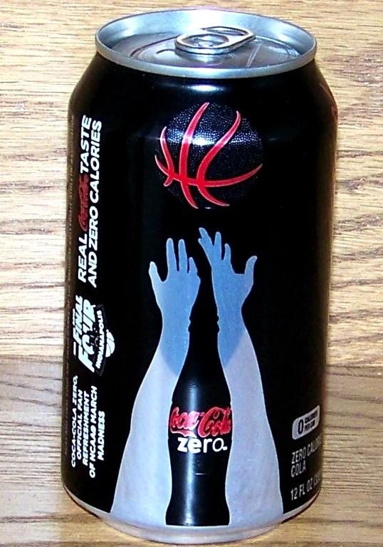 2010 Coca-Cola Zero USA NBA FINAL FOUR 355 ml 12 Oz   Flickr