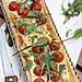 Tomato and Goat Cheese Quiche