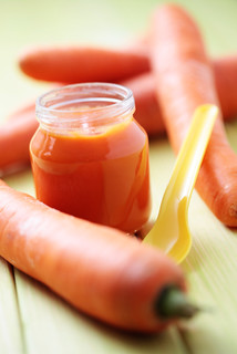 Homemade Baby Food - Carrots | by Cascadian Farm