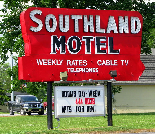 Southland Motel Lebanon Tn