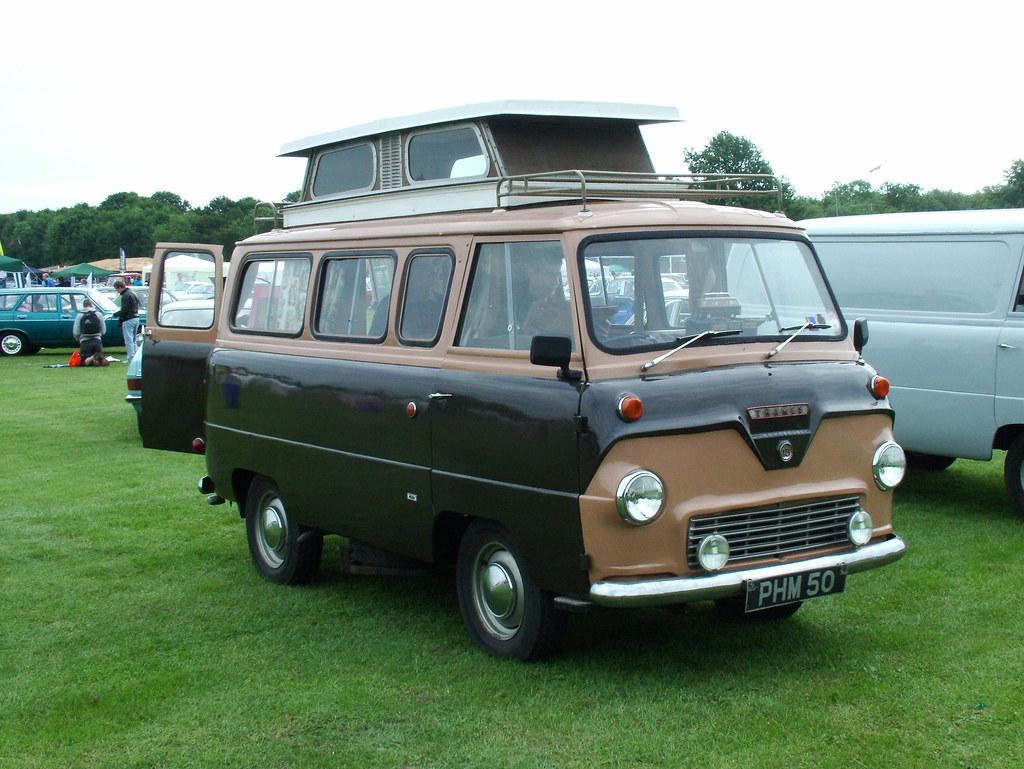 Ford Camper Van >> Ford Thames Camper | 1964 Ford Thames 15cwt Camper ...