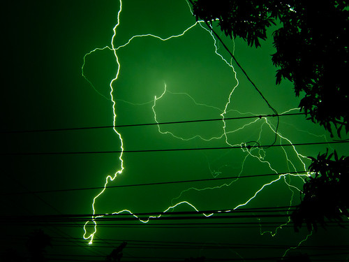 Lightning 1 | by spreketek