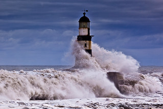 Seaham lighthouse | by WWW.KANEYOUNGPHOTOGRAPHY.COM