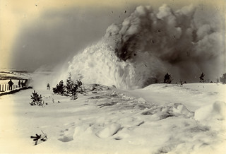 Charging a drift of snow | by The National Archives UK