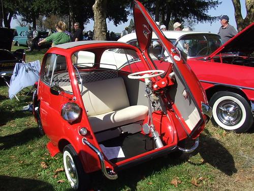 WHEELED CLASSIC CARS Flickr - Bmw 3 wheel car