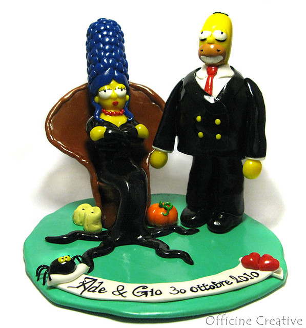 addams family wedding cake topper cake topper family flickr photo 10540