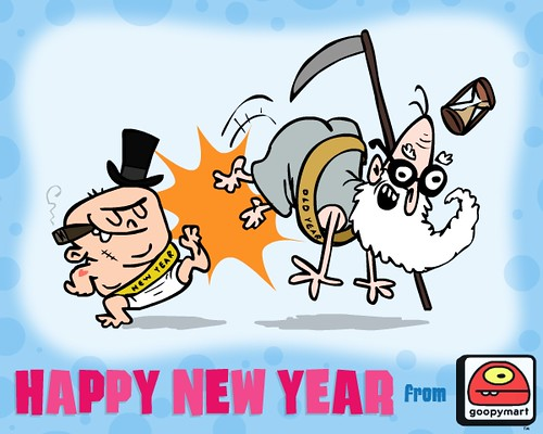 HNY from goopymart! | by goopymart