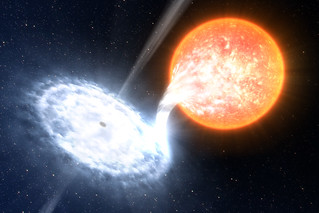 Suzaku Catches Retreat of a Black Hole's Disk | by NASA Goddard Photo and Video