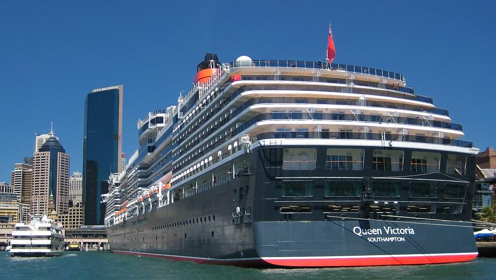 Circular Quay Sydney 2008 Cunard 39 S 39 Ms Queen Victoria 39 Flickr