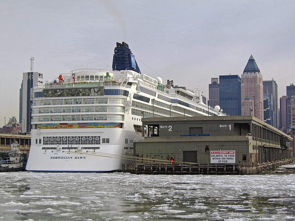 New York. Hudson River. Frozen. Norwegian Dawn Cruise Shipu2026 | Flickr