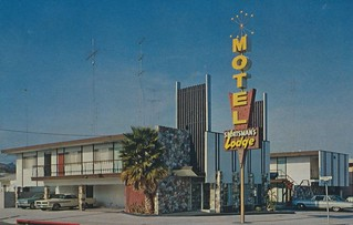 Sportsman's Lodge Motel - San Diego, California | by The Cardboard America Archives