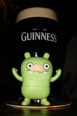 Uglyworld #298 - Jeero Samples Some Guinness (17/365) | by www.bazpics.com