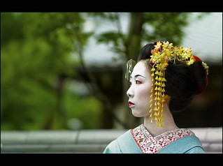 A doll in Gion | by Fabio Sabatini
