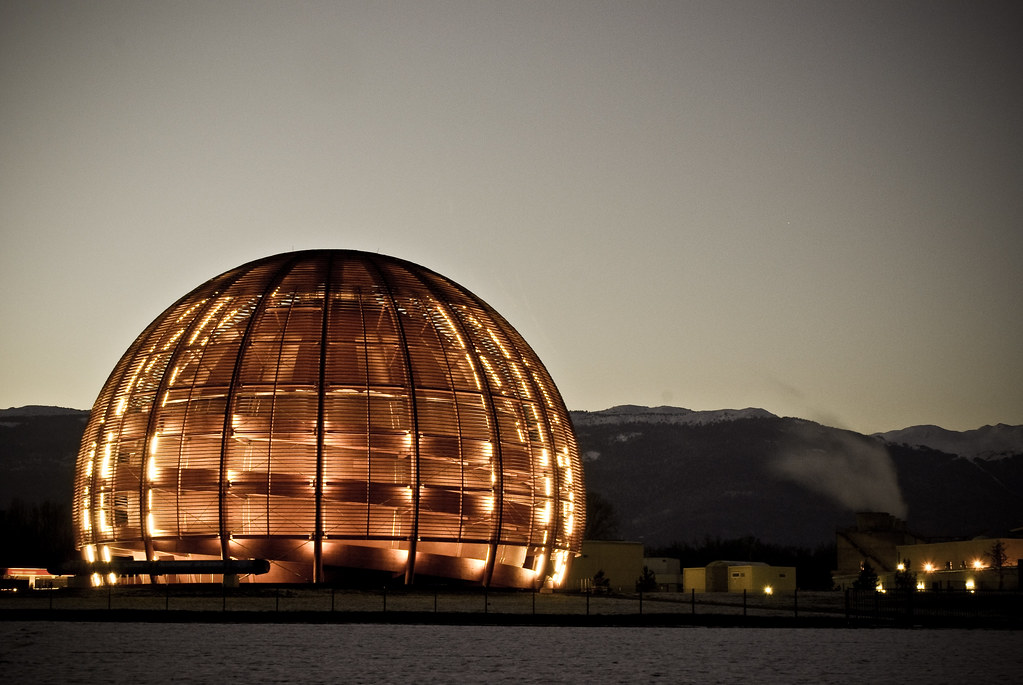 The Globe of Science and Innovation // CERN
