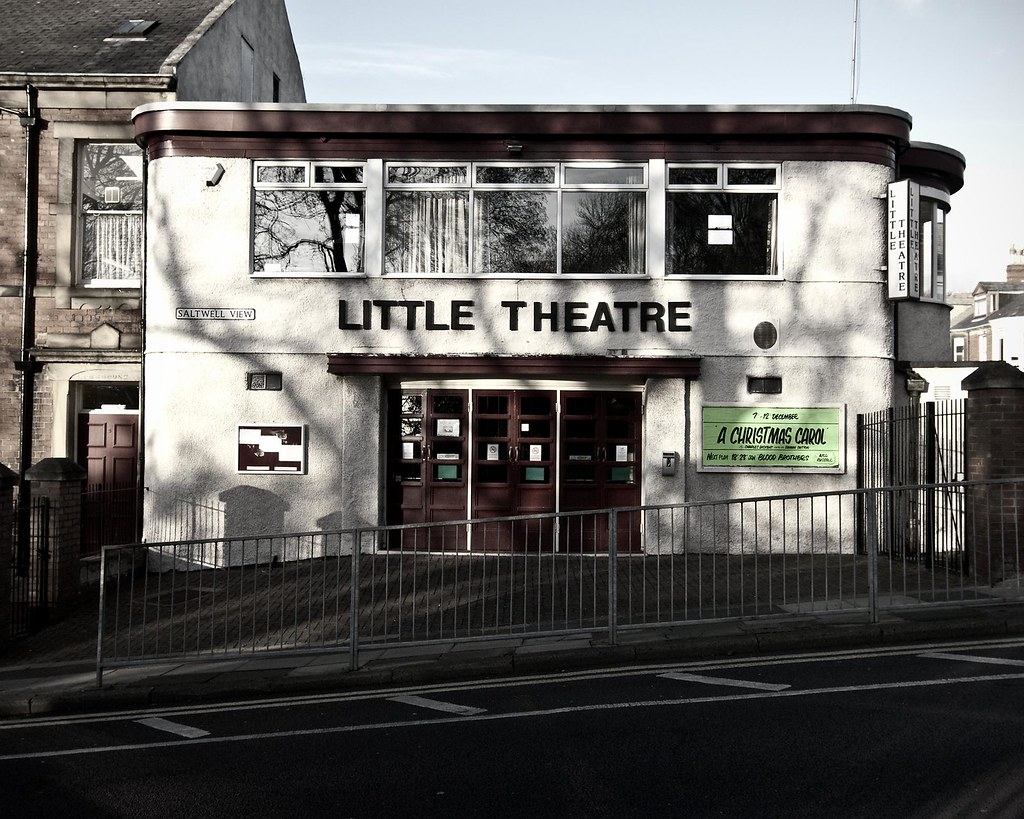 the little theatre gateshead by the autumn of 1943 the. Black Bedroom Furniture Sets. Home Design Ideas