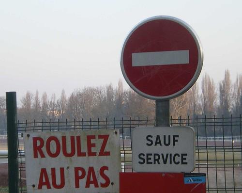 Panneau sens interdit sylvain maresca flickr - Panneau sens interdit ...