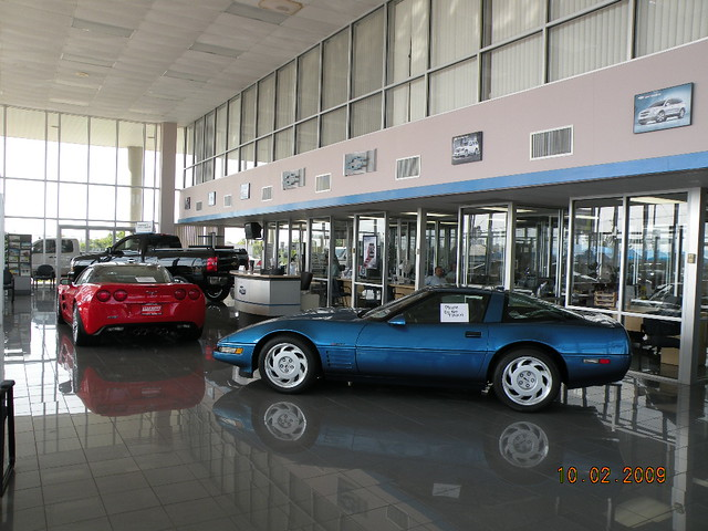 Amazing Interior, Lynn Smith Chevrolet ,Burleson, TX | By Lynnsmithchevy