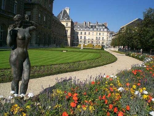 Jardines de luxemburgo paris colorado50 flickr for Jardines de luxemburgo paris