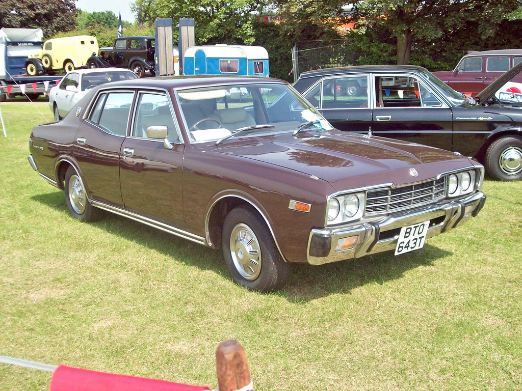 121 Nissan (Datsun) 280C (1979)