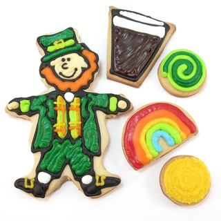 St. Patrick's Day cookies | by thedecoratedcookie