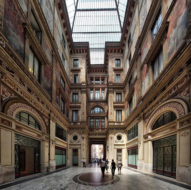 Rome Galeria