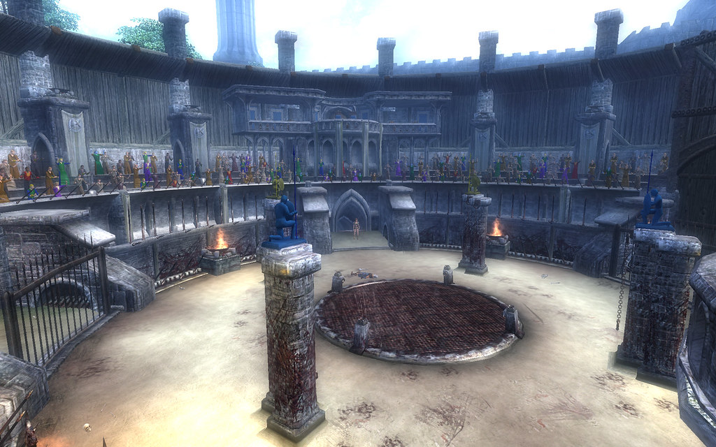arena battle arena alive mod about us fantasy art tel m