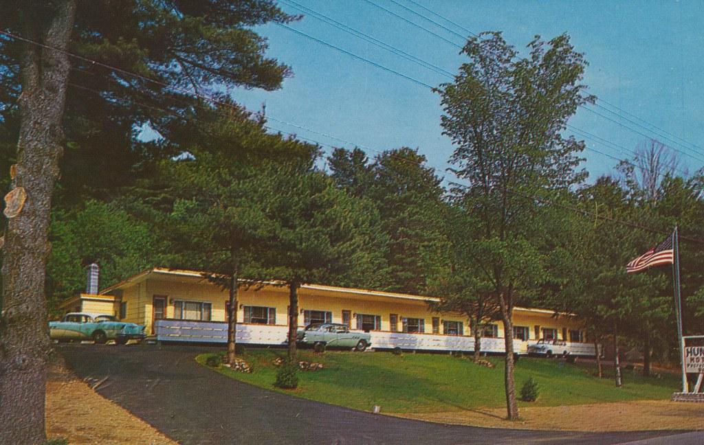 Hunts Motel - Laconia, New Hampshire