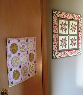 mini_quilts_hung2 | by redcleo