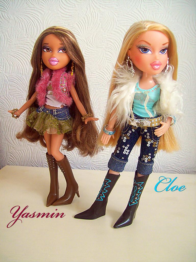bratz talking yasmin amp cloe my new cloe arrived i