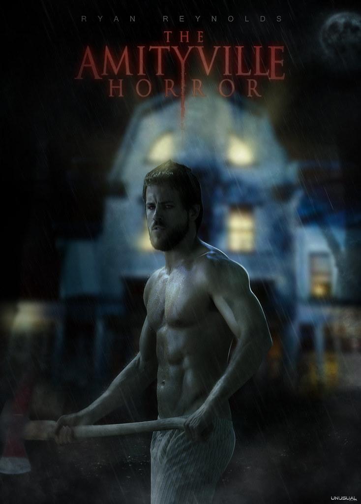 Ryan Reynolds - The Amityville Horror | Unusual♥Design ...