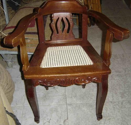 Silla rejilla arreglada silla de rejilla reparada en www - Reparacion de sillas de rejilla ...
