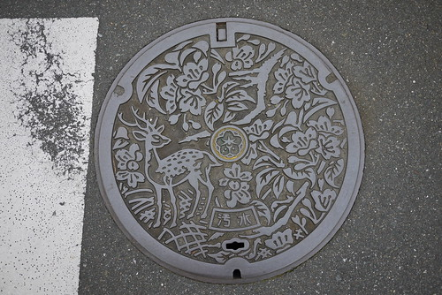 Nara Manhole | by unresttwothree