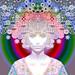 LARRY CARLSON, White Light Within, C-print, 20x24in., 2009.