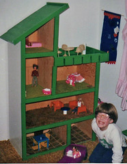 {Handmade with Love} Dollhouse Renovation | by klt:works