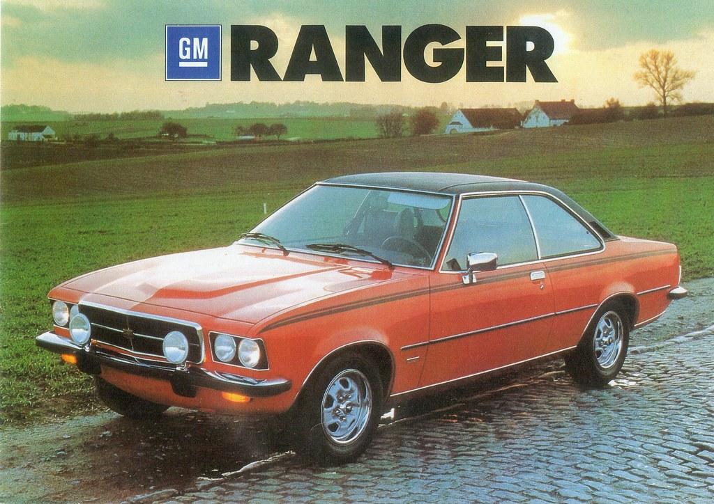 1972 Gm Ranger Belgium C1 Circa 1972 Ranger For Select
