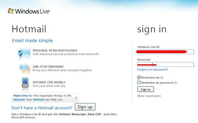 hotmail sign in pretty pwincess 76 flickr