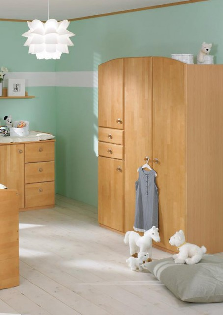 White And Wood Baby Nursery Furniture Sets By Paidi 15 554