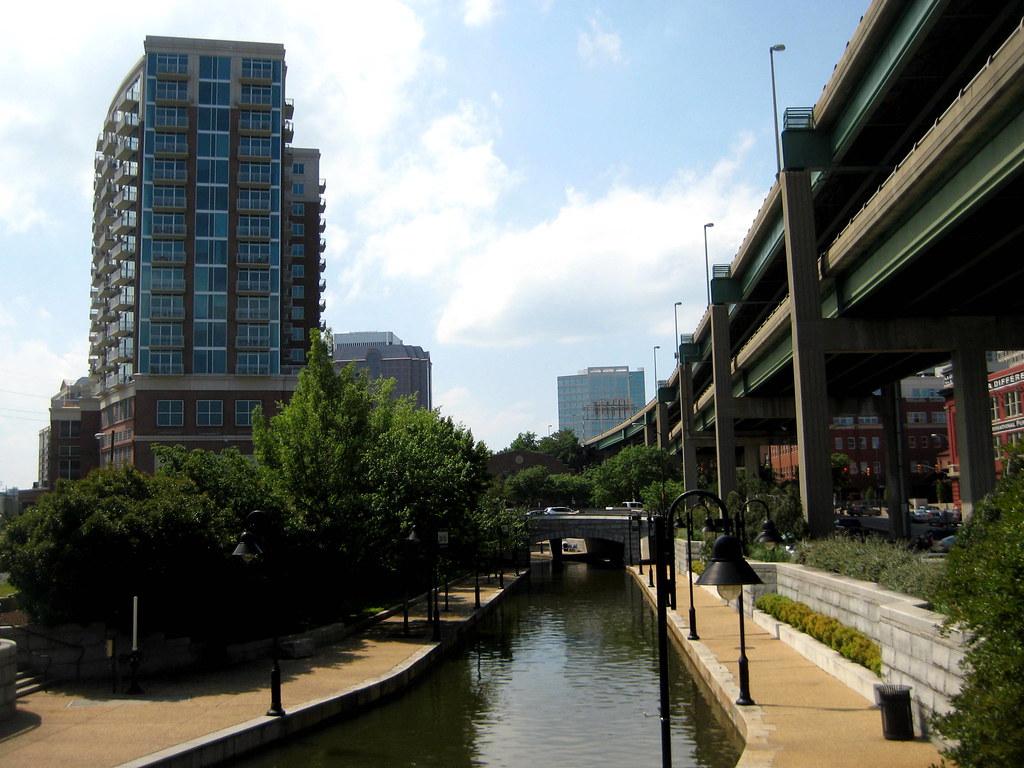 Canal Walk Richmond VA  Richmond Canal Walk