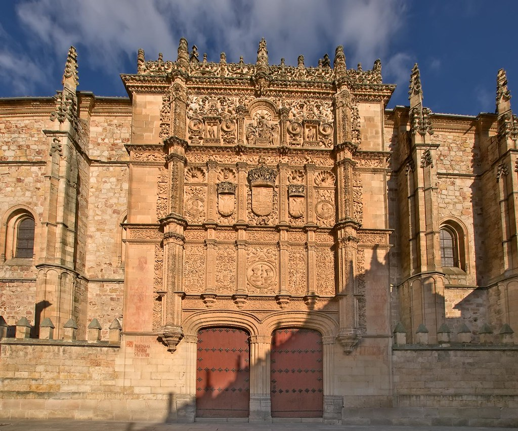 universidad de salamanca fachada | Salamanca - Castilla y ... - photo#10
