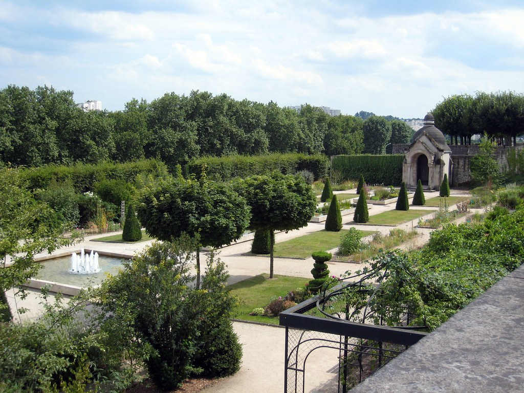 limoges jardins de l 39 ev ch limoges jardins de l