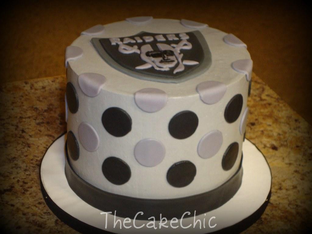 Mini Wedding Cake 011 Mini Wedding Cake Oakland Raiders G Flickr