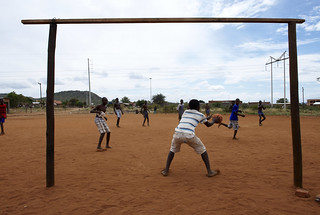 Football and friendship | by DFID - UK Department for International Development