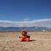 Timmy in the AZ desert