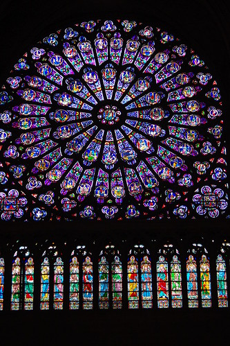Window - Notre Dame | by QOB