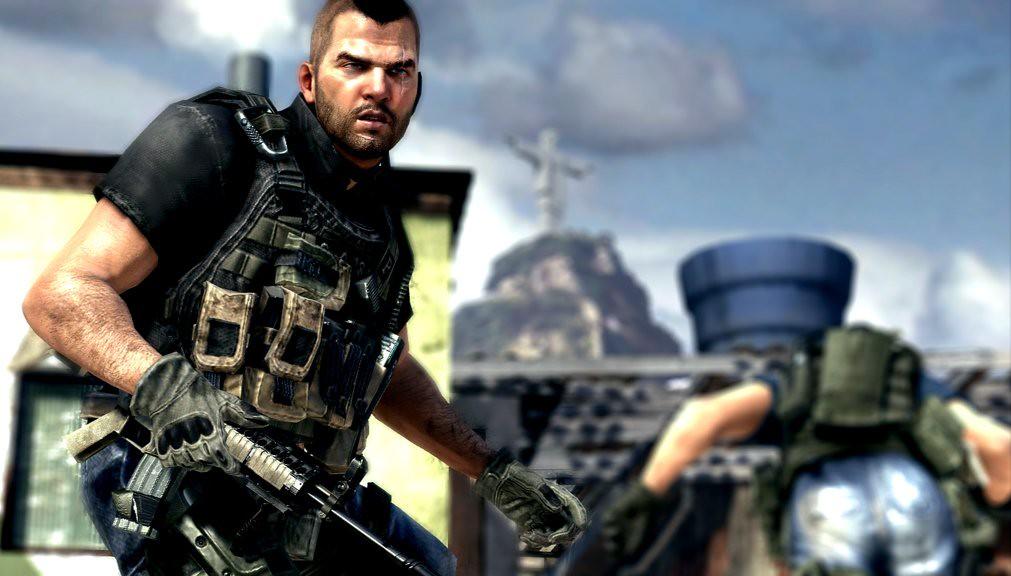 Soap Mactavish Modern Warfare 2